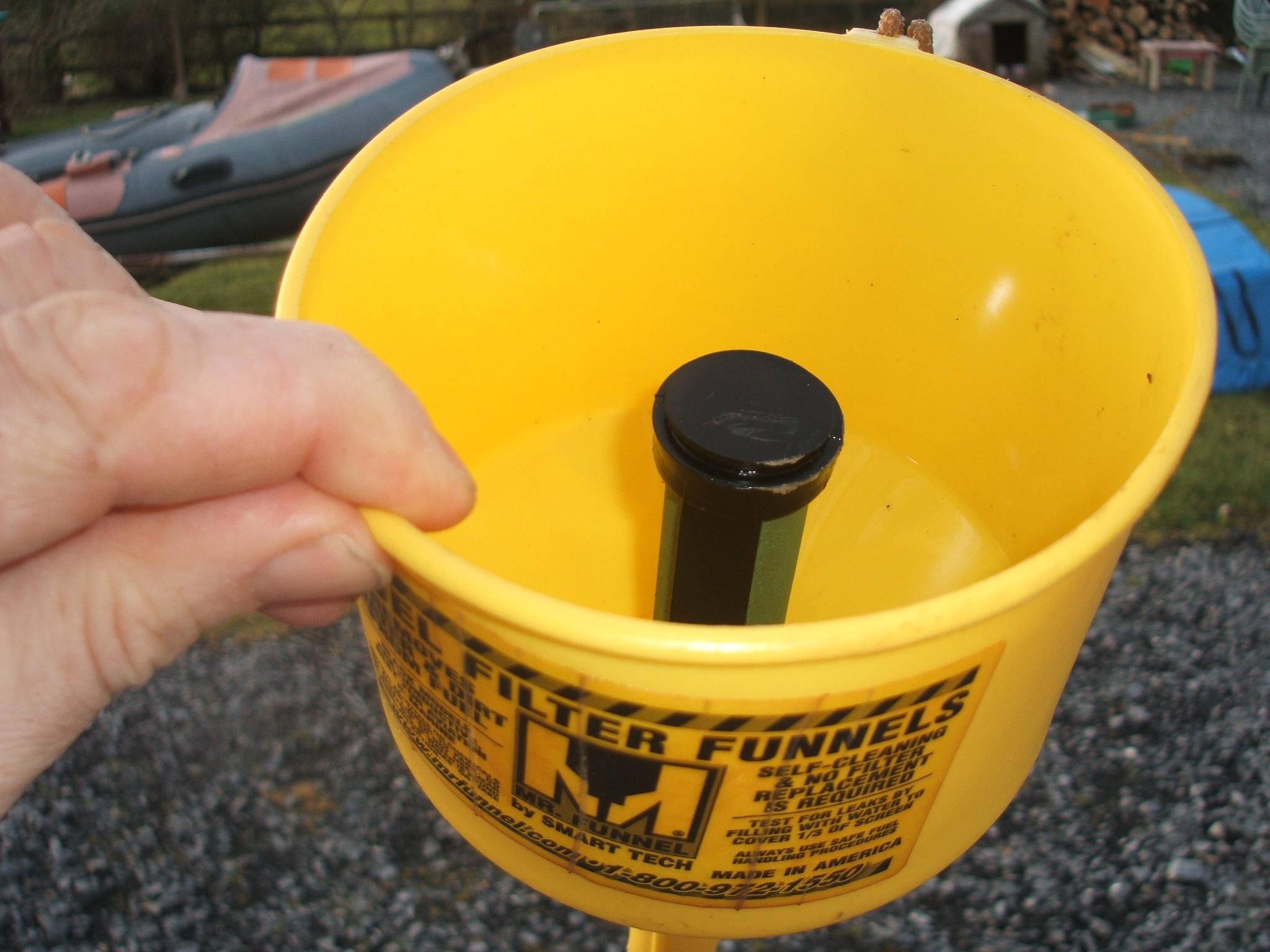 Air lock in diesel engine | Nighean Donn's Blog
